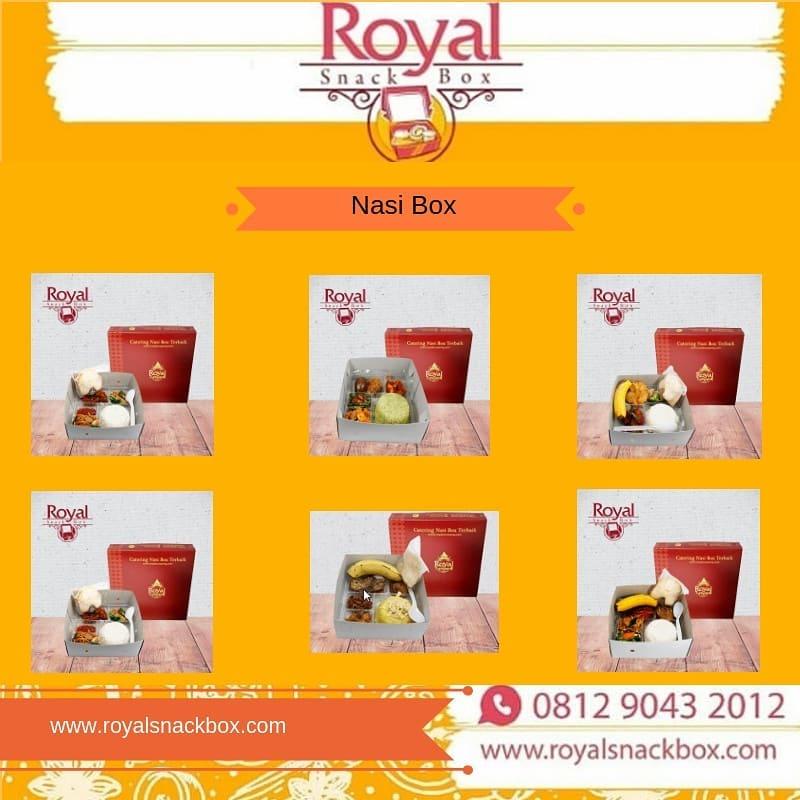 Rekomendasi Nasi Box di Jakarta