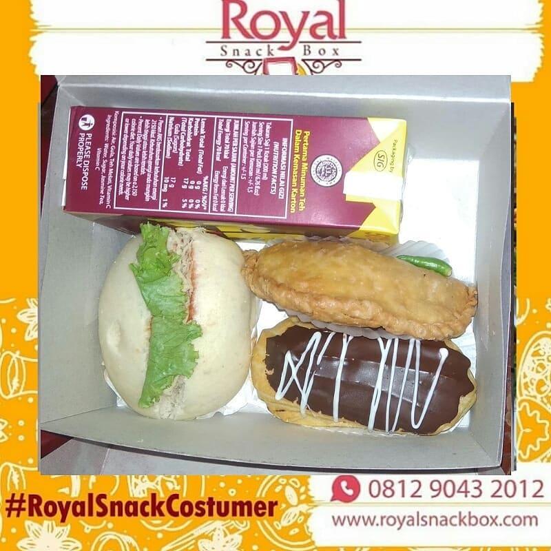Pesan Snack Box di Grogol