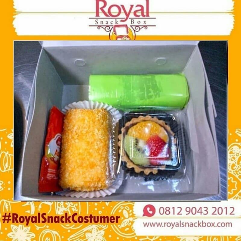 Pesan Snack Box di Cipete