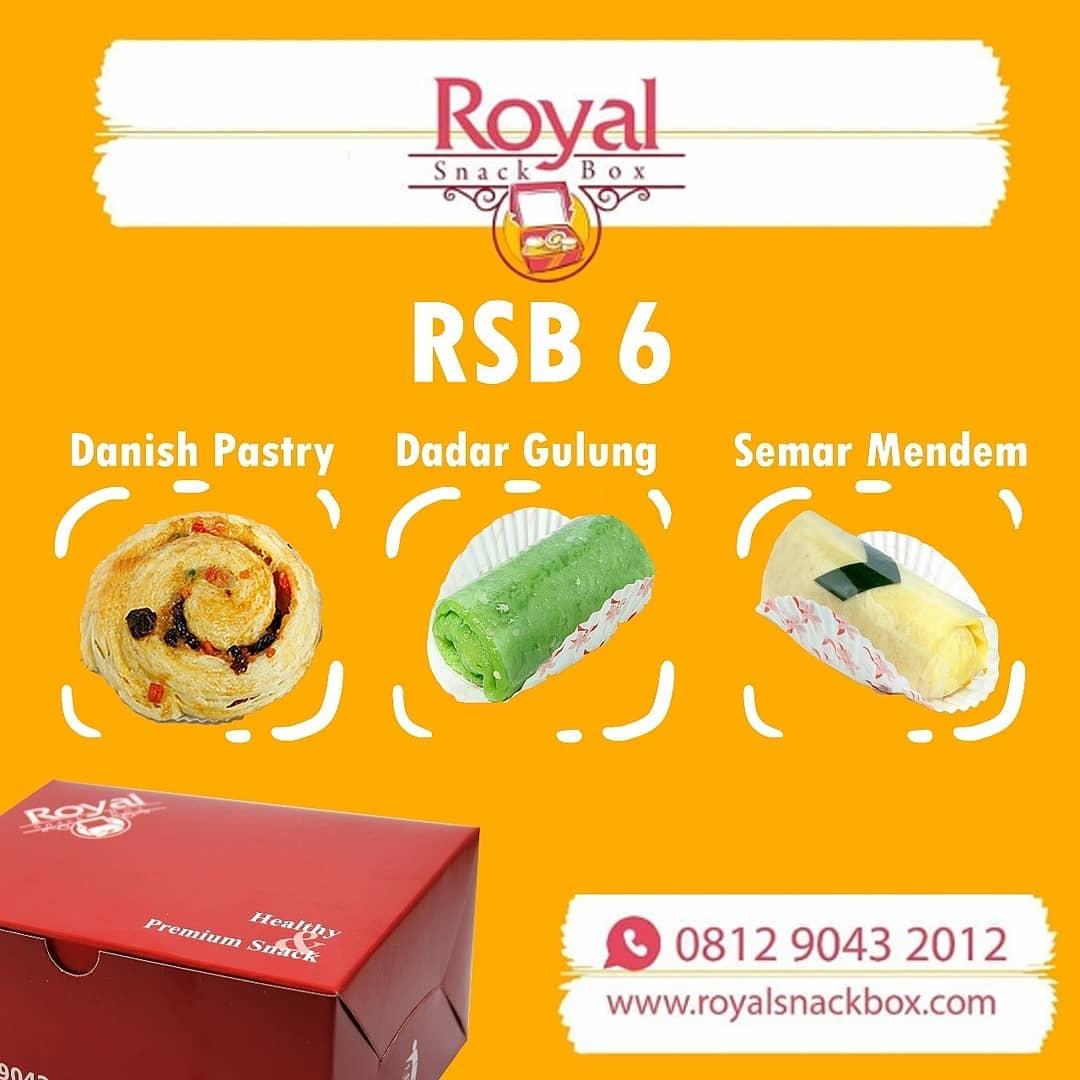 Snack Box Terbaik di Jakarta