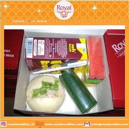 Pesan Snack Box di Cipulir