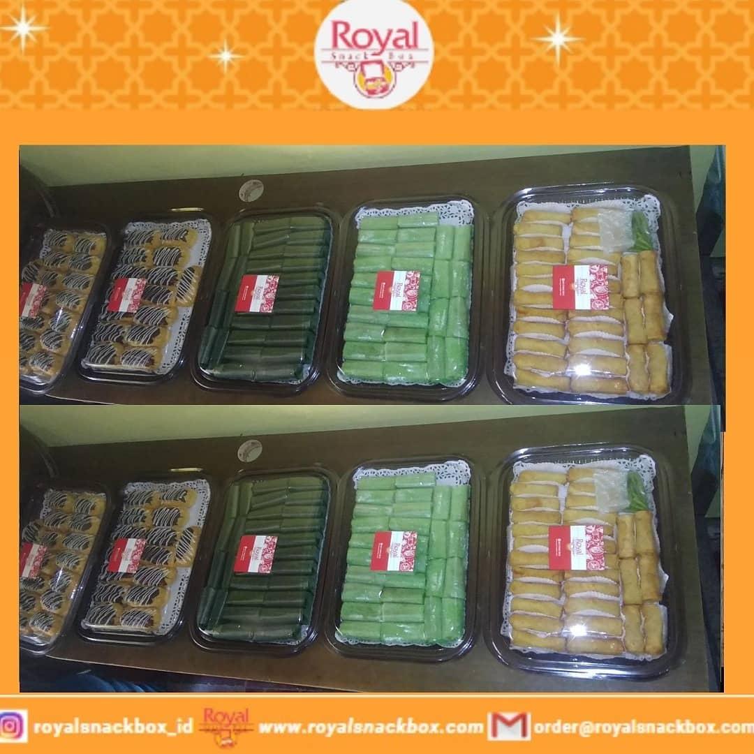 Pesan Snack Box di Selong Jakarta Selatan