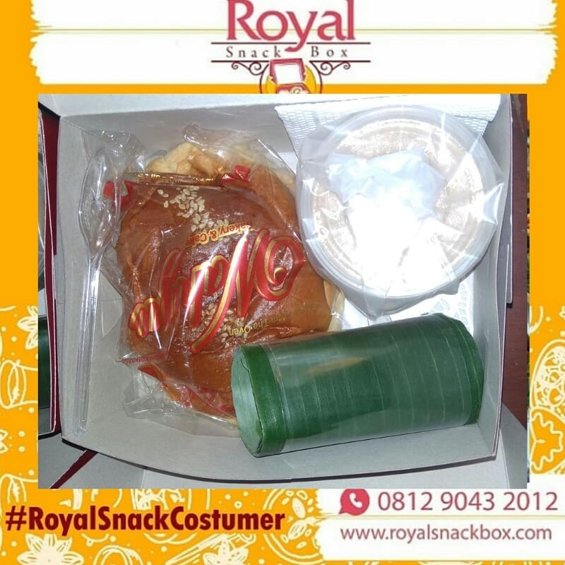 Pesan Snack Box di Kramat Pela