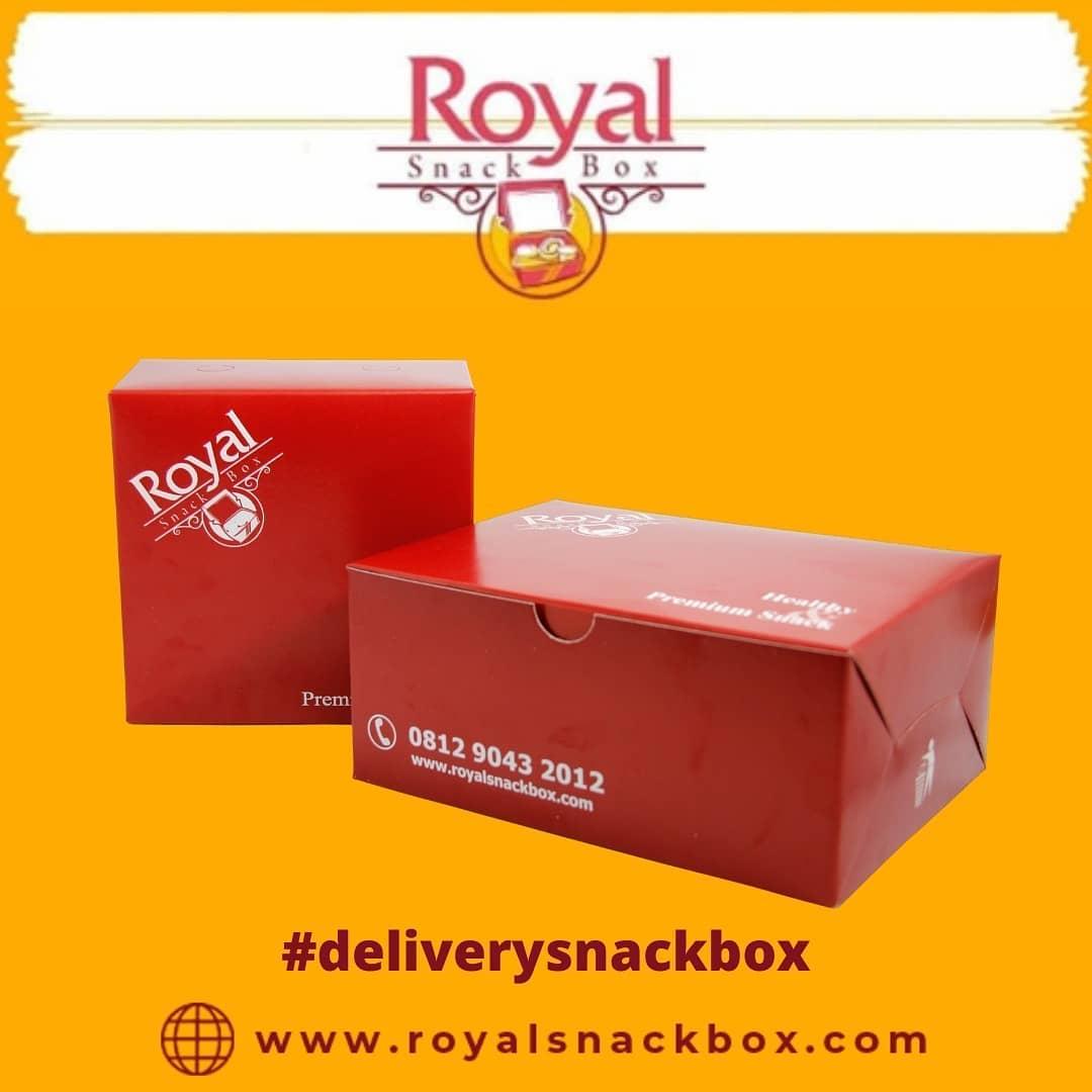 Pesan Snack Box di Petogogan