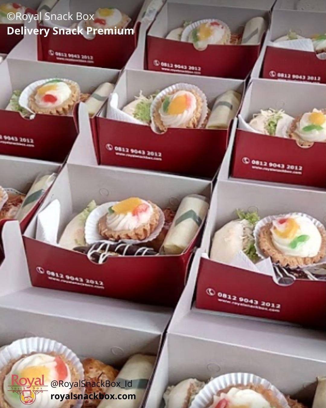 Pesan Snack Box di Kwitang