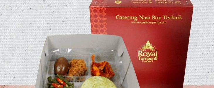 Pesan Nasi Box di Kebayoran Lama