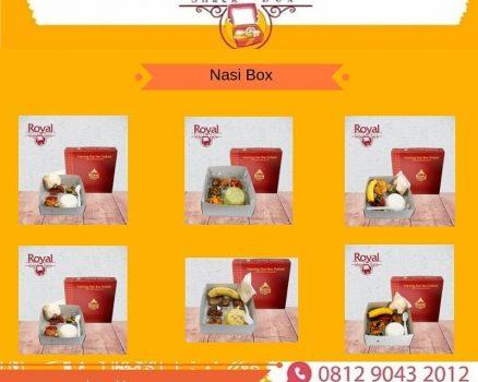 Pesan Nasi Box di Sudirman