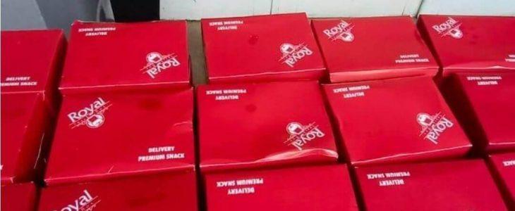 Pesan Snack Box di Rawajati