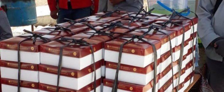 Pesan Nasi Box di Senen