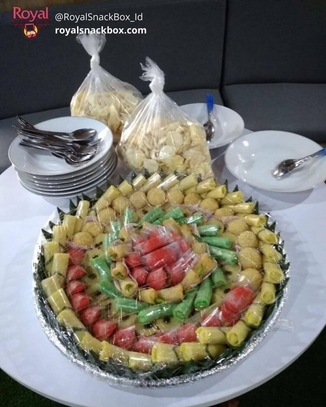 Kue Basah Untuk Syukuran