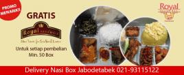 Paket Nasi Box